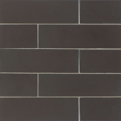 "Zenith 2.5"" x 9"" Floor & Wall Tile in Gravity"