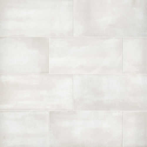"Chateau 12"" x 24"" Floor & Wall Tile in Canvas"