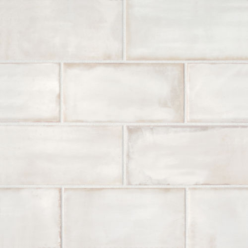 "Chateau 4"" x 8"" Wall Tile in Canvas"