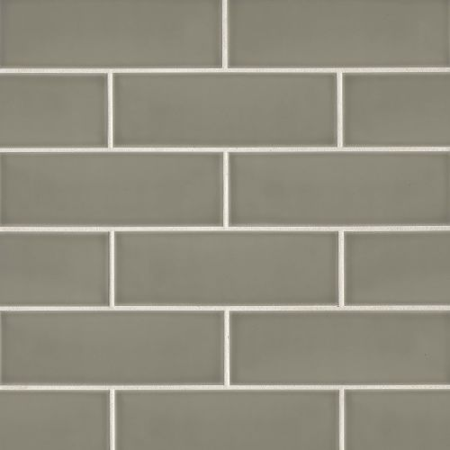 "Grace 4"" x 12"" Wall Tile in Ecru"