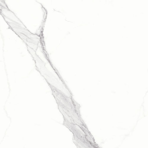 "Magnifica 30"" x 30"" Floor & Wall Tile in Statuario Super White"