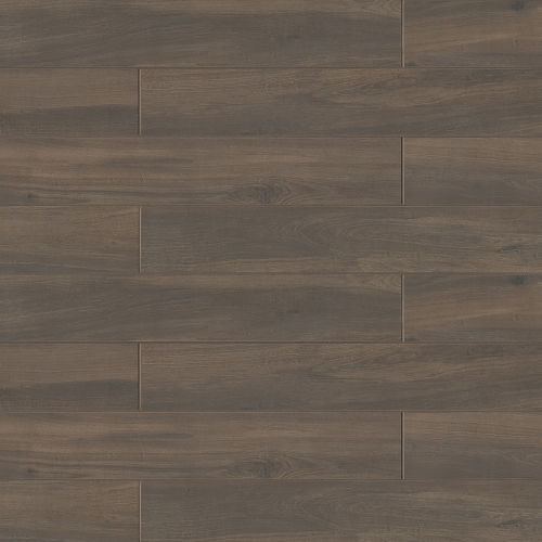 "Refined 6"" x 36"" Floor & Wall Tile in Brown"