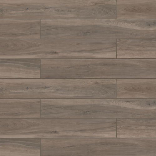 "Refined 6"" x 36"" Floor & Wall Tile in Nut"