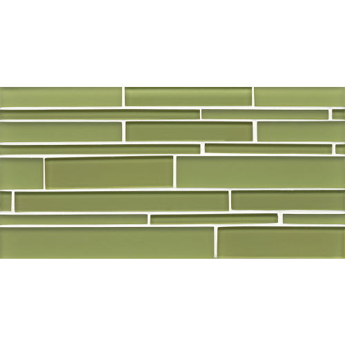 Hamptons Wall Mosaic in Reed