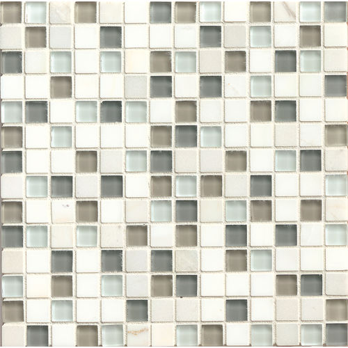 "Interlude 3/4"" x 3/4"" Wall Mosaic in Harmony"