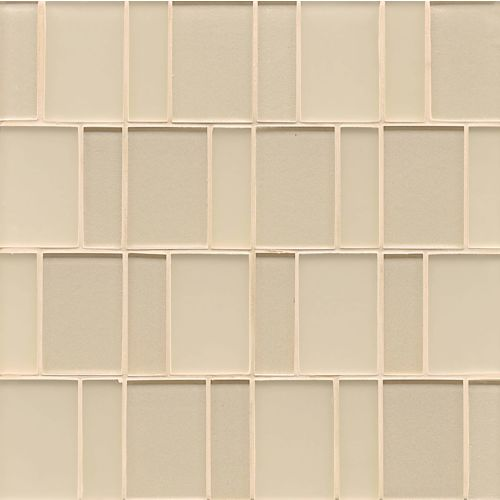 Manhattan Wall Mosaic in Cashmere