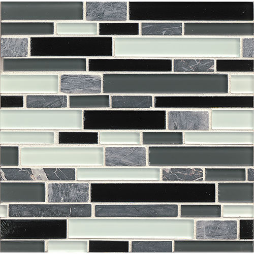 Tiffany Glass Mosaic Wall Mosaic in Audrey
