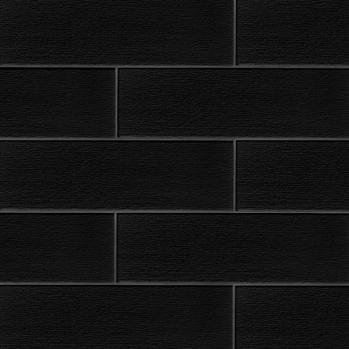 "Verve 6"" x 20"" Wall Tile in After Dark"
