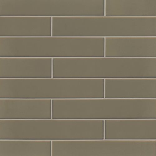 "Verve 3"" x 15.75"" Wall Tile in Golden Glimmer"