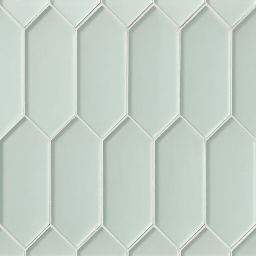Verve Wall Mosaic in Ice Breaker