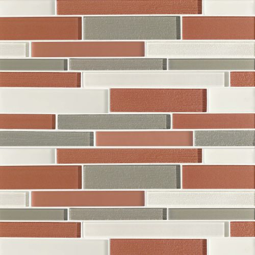Verve Wall Mosaic in Jovial