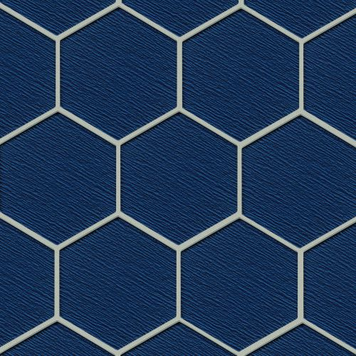 "Verve 4-7/8"" x 5-5/8"" Wall Mosaic in Starry Night"