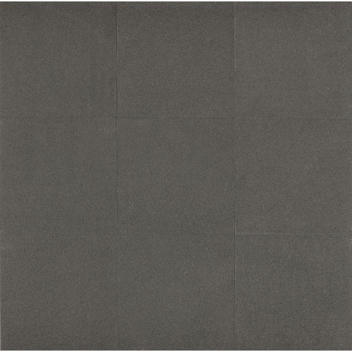 "Absolute Black 18"" x 18"" x 1/2"" Floor and Wall Tile"