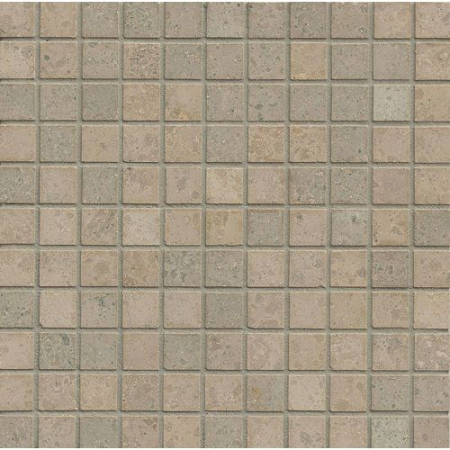 "Jura Grey 1"" x 1"" Floor & Wall Mosaic"