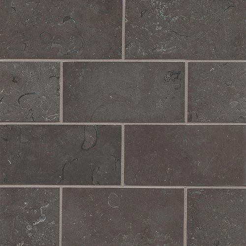 "Vogue Brown Brushed 3"" x 6"" Floor & Wall Tile"