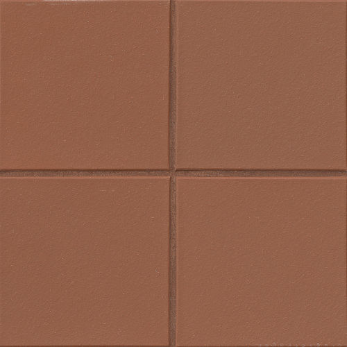 "Metropolitan 8"" x 8"" Floor & Wall Tile in Mayflower Red"
