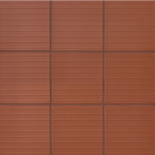 "Metropolitan 6"" x 6"" Floor & Wall Tile in Commercial Red"