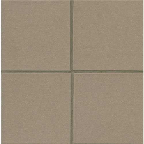 "Metropolitan 8"" x 8"" x 1/2"" Floor and Wall Tile in Puritan Gray"