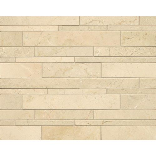 Crema Marfil Select Floor & Wall Mosaic
