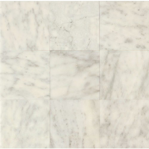 "Lydia White 12"" x 12"" Floor & Wall Tile"