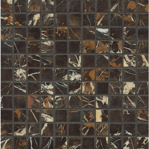 "Michelangelo 1"" x 1"" Floor & Wall Mosaic"