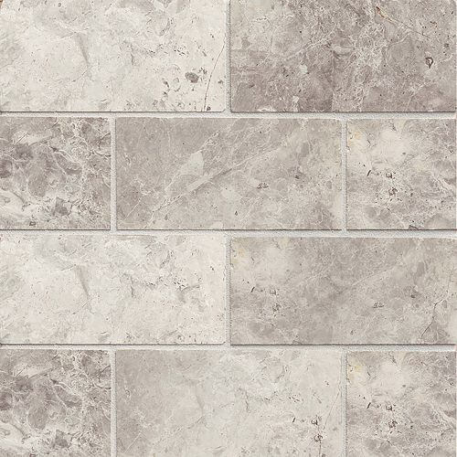 "Sebastian Grey 3"" x 6"" Floor & Wall Tile"