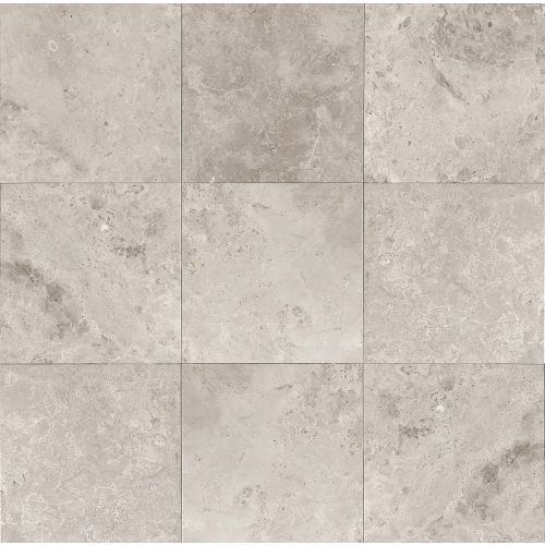 "Sebastian Grey 18"" x 18"" Floor & Wall Tile"