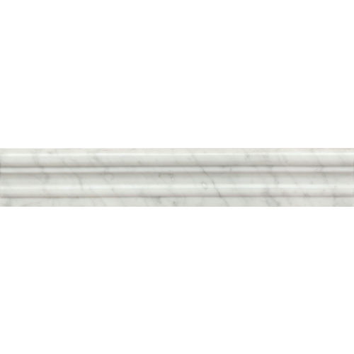 "White Carrara 2"" x 12"" Trim"