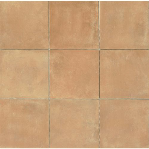 "Cotto Nature 14"" x 14"" Floor & Wall Tile in Cerdena"