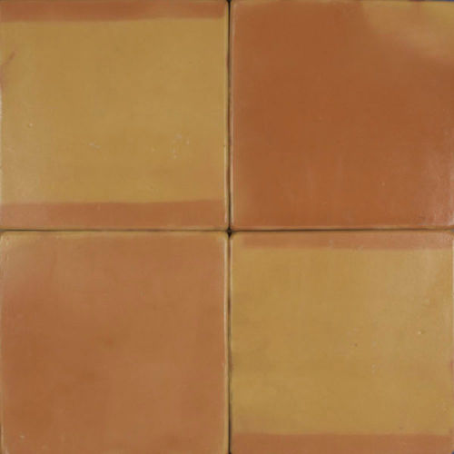 "Mexican Saltillo Pavers 12"" x 12"" x 5/8"" Paver in Super Saltillo"