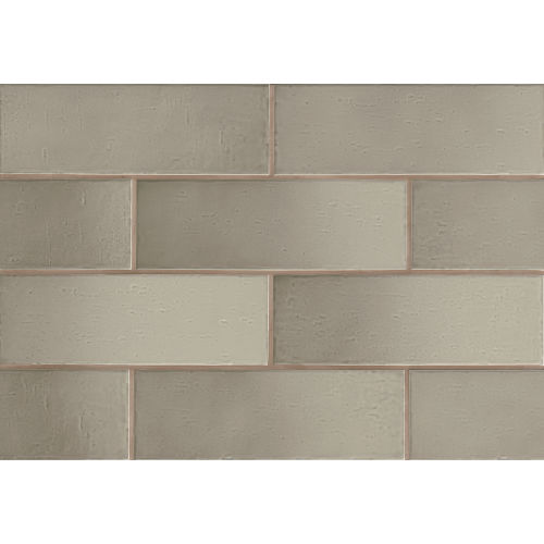 "Aura 4"" x 12"" Wall Tile in Breeze"
