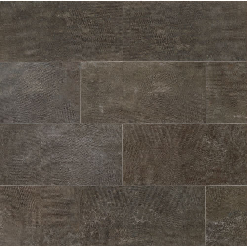 "Blende 24"" x 48"" x 3/8"" Floor and Wall Tile in Piceous"