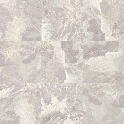 "Classic 18"" x 18"" Floor & Wall Tile in Bardiglietto"