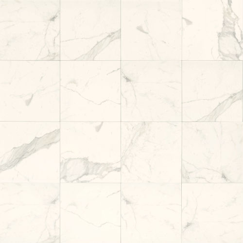 "Classic 12"" x 12"" Floor & Wall Tile in Statuarietto"