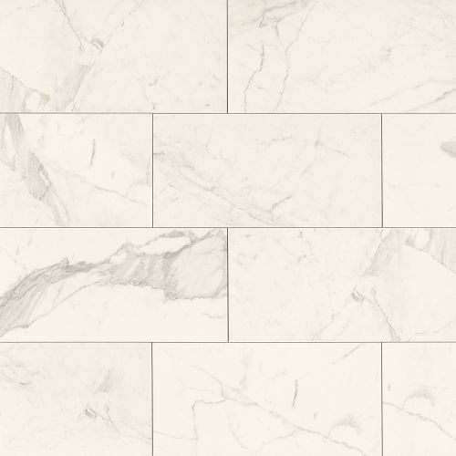 "Classic 12"" x 24"" Floor & Wall Tile in Statuarietto"