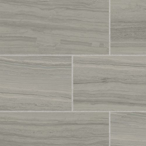 "Highland 18"" x 36"" Floor and Wall Tile in Greige"