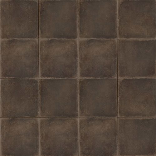 "Palazzo 12"" x 12"" Floor & Wall Tile in Antique Cotto"