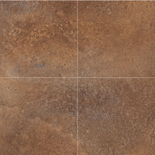 "Plane 30"" x 30"" Floor & Wall Tile in Copper Plane"