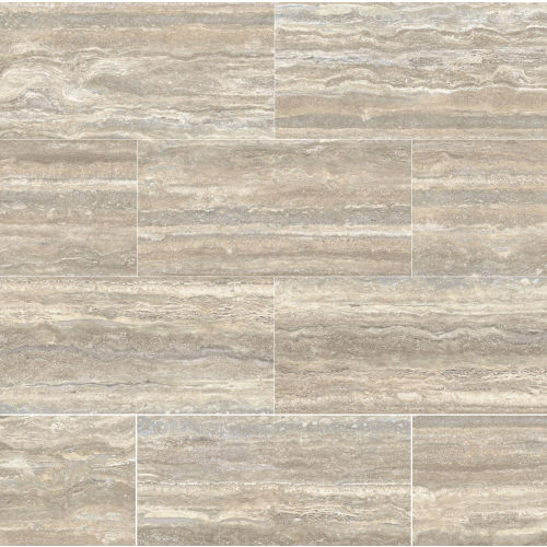 "Plane 15"" x 30"" Floor & Wall Tile in Travertino Vena"