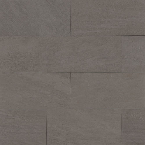 "Quartzite 12"" x 24"" Floor & Wall Tile in Iron"