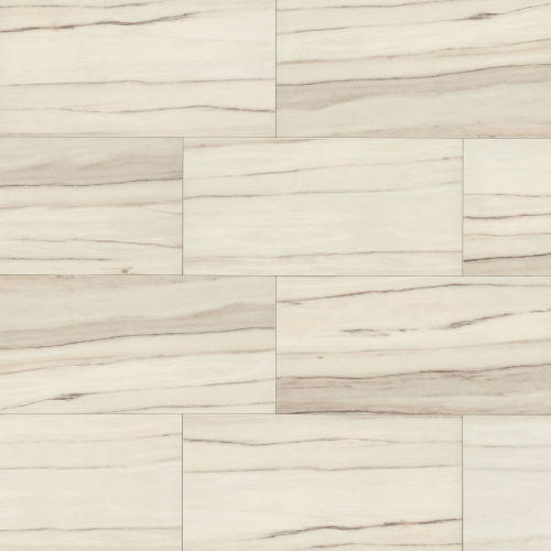 "Zebrino 12"" x 24"" Floor & Wall Tile in Calacatta"
