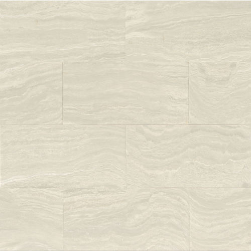 "Amazon 16"" x 32"" x 7/16"" Floor and Wall Tile in Silver"