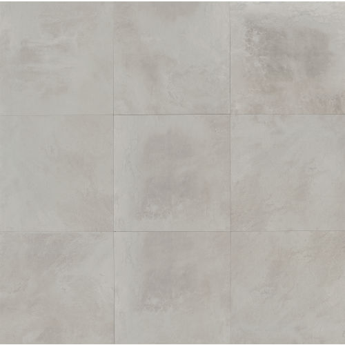 "Cemento 24"" x 24"" Floor & Wall Tile in Silver Sage"