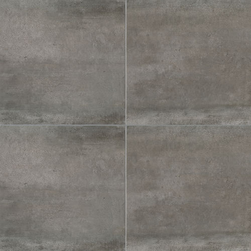 "Clive 24"" x 24"" Floor & Wall Tile in Nero"