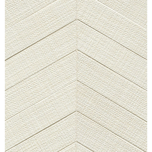 "Dagny 2"" x 6"" Floor & Wall Mosaic in White"