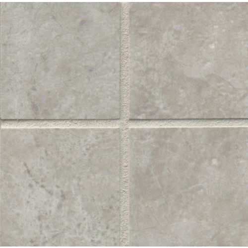 "Indiana Stone 6"" x 6"" Floor & Wall Tile in Silver"