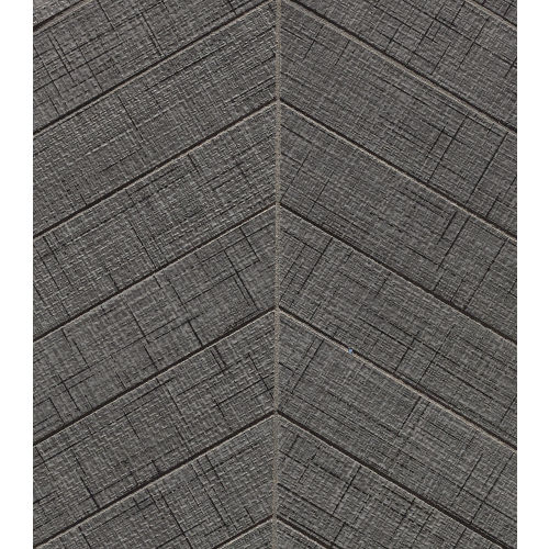 "Lido 2"" x 6"" Floor & Wall Mosaic in Black"