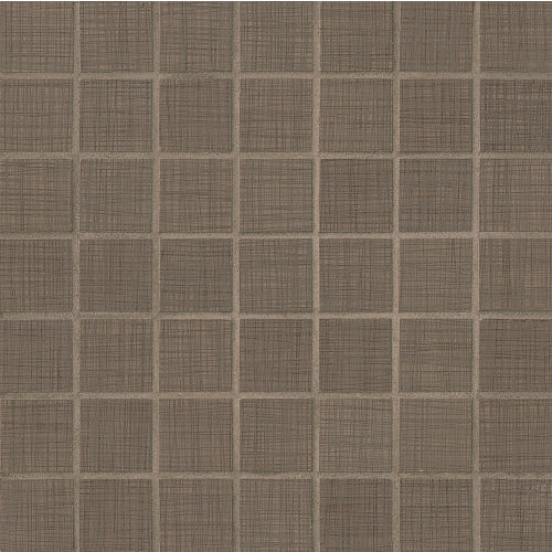 "Linen 1-1/2"" x 1-1/2"" Floor & Wall Mosaic in Kola"