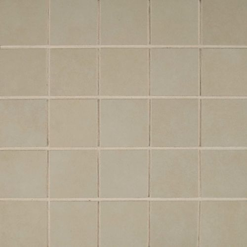 "Metro Plus 2"" x 2"" Floor & Wall Mosaic in Country Beige"