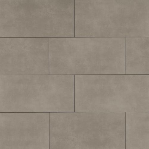 "Metro Plus 12"" x 24"" Floor & Wall Tile in Manhattan Mist"